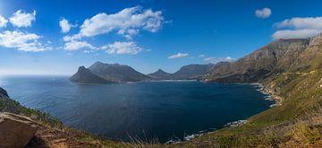 50 Blautöne in Hout Bay, Südafrika von Stef Kuipers
