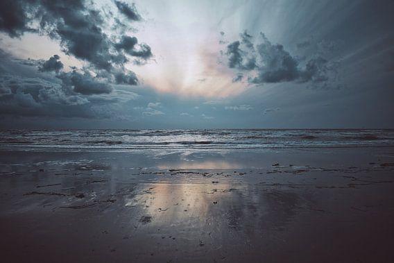 Strand bij Wijk Aan Zee