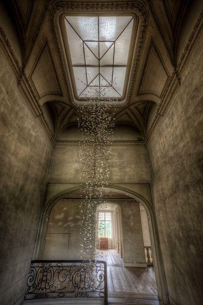 The Hall Kasteel  Urbex sur Henny Reumerman