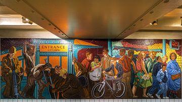 Subway Station    Times Square   New York sur Kurt Krause