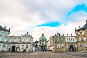 Amalienborg, Copenhagen van Antoine Cedric