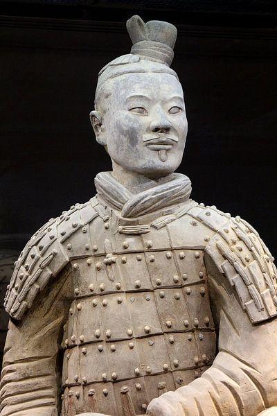 Terracottaleger, Xian van Inge Hogenbijl