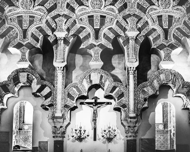 Mezquita de Cordoba van Harrie Muis