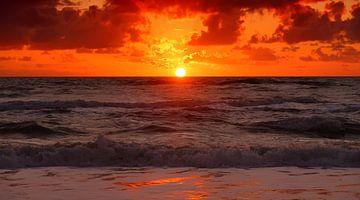 Sonnenuntergang von BVpix
