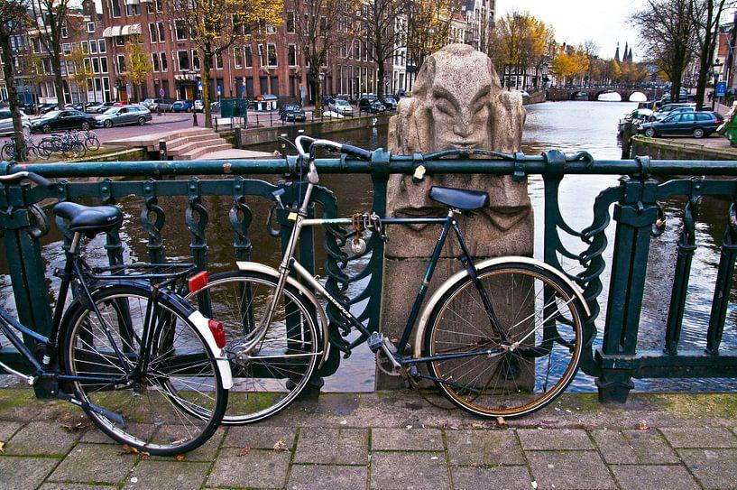 Niek Engelschmanbrug in Amsterdam van Silva Wischeropp