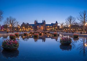 Amsterdam - Rijksmuseum van Arnout Rebel