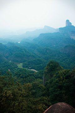 De bergen van Guangdong von André van Bel