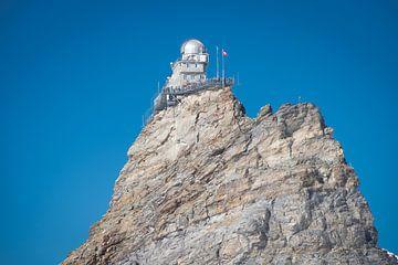 Jungfraujoch Sphinx Observatory van Ronne Vinkx