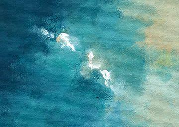 Storm Sky van Maria Kitano
