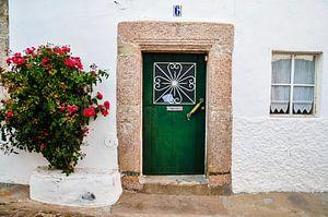 kleine groene deur / portugal