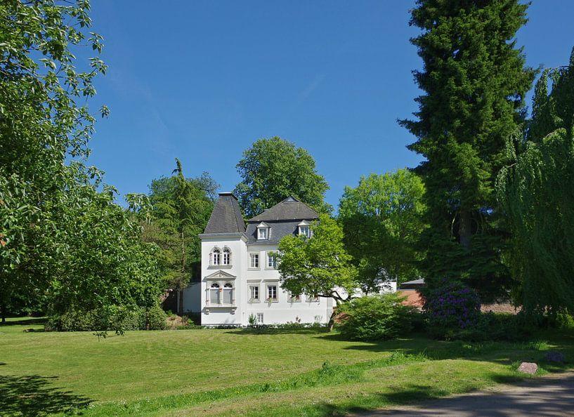 Korter kasteel van Berthold Werner