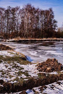 Winter & Sneeuw Oud Verlaat - Landschap nr. 1