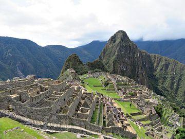 Machu Picchu van zam art