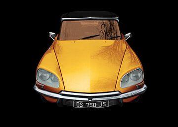 Citroën DS von aRi F. Huber