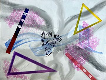 Love Triangle van Yvonne Smits