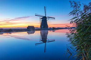 Sunrise in Groot Ammers van