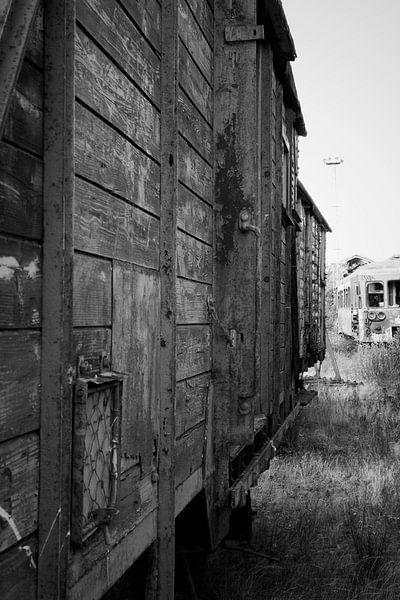 Transport Trein van Julian Buijzen