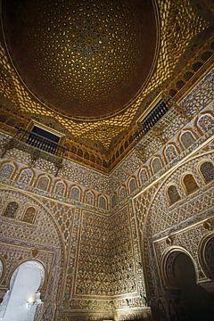 Alcazar, Palast von Sevilla von E.H. Efek