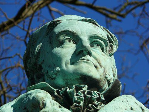 Carl Friedrich Gauß, Braunschweig  van Barbara Hilmer-Schroeer