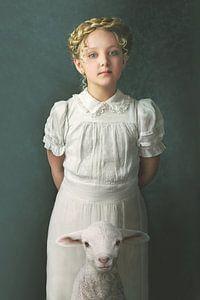 Fine art portret van Lindsey Post