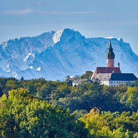 Kloster Andechs von Einhorn Fotografie