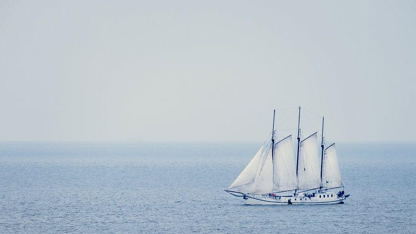 IJsselmeer bei Urk von Rob van der Pijll