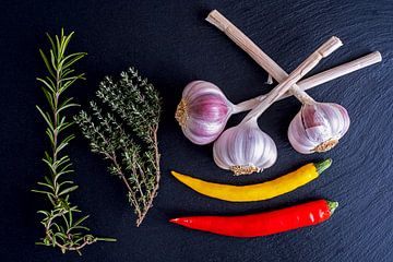 mediterrane Küche von Anneliese Grünwald-Märkl
