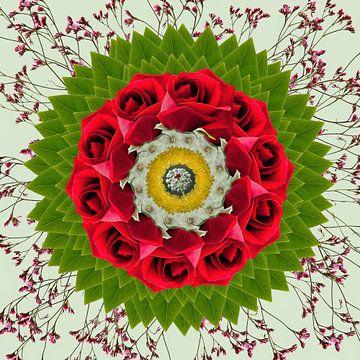 rozenkrans van Klaartje Majoor