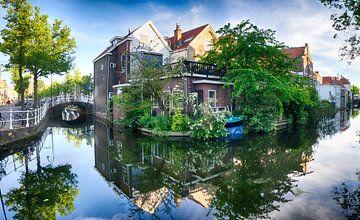 Delft Canals van Ro Rebbel