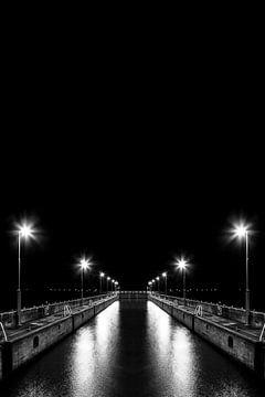 Nachtsluis van Ron Smit