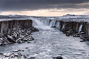 Dettifoss Iceland van Ben van Boom