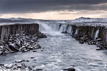 Dettifoss Iceland von Ben van Boom