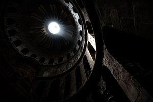 Jerusalem, heilige grafkerk van