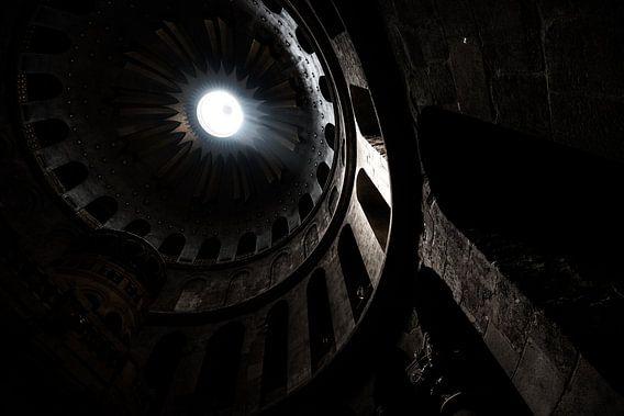 Jerusalem, heilige grafkerk van Mark Bonsink