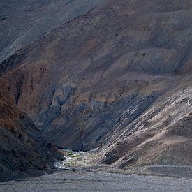 Berghang im Himalaya in der aufgehenden Sonne von Affect Fotografie
