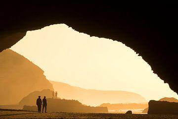 Marokkanischer Traum am Meer von Chris Heijmans