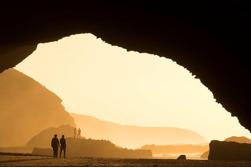 Marokkaanse droom aan zee van Chris Heijmans