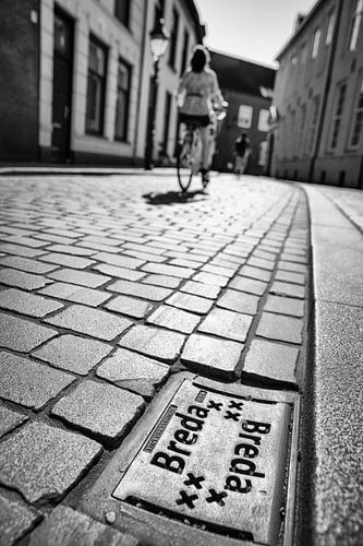 Fietsen in Breda Breda XXX