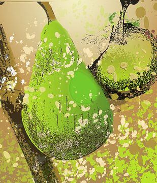 basic fruit   van Groothuizen Foto Art