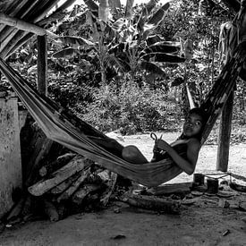 Binnenland Suriname van Ton de Koning