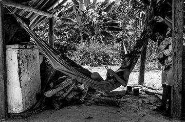 Binnenland Suriname van