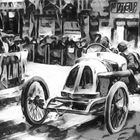 Motor Racing in the 1920-ties van Jean-Louis Glineur alias DeVerviers