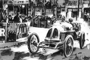 Motor Racing in the 1920-ties