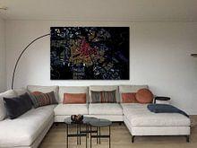 Kundenfoto: Amsterdam von Waag technology & society, auf hd metal