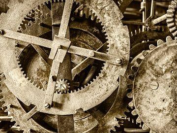 De oude Machine van Martin Bergsma