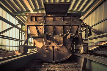 L'ancienne usine de construction