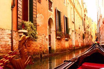 Verborgen Venetië van Loretta's Art