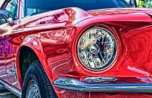 Mustang van Benjamins