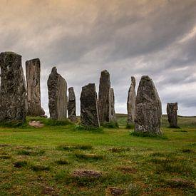 Callanish Stones van Ruud van den Berg