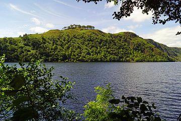 Idylle au Loch Awe en Ecosse. sur Babetts Bildergalerie